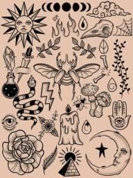 Título do anúncio: Tattoo promoção