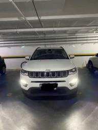 Vendo Jeep Compass longitude 2018