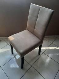 Vendo cadeiras de jantar. Pague 4 e leve 6.