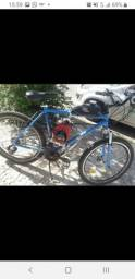 Bicicleta motorizada, conservada