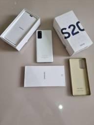 Galaxy S20 FE - Novo C/NF e garantia até 29/11/21