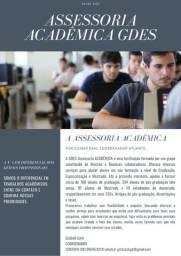 Assessoria GDES Acadêmicos CARUARU