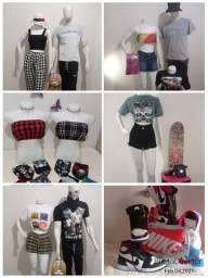Vibersteens roupas e acessórios