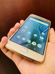 Motorola G5 Plus 32GB Dourado