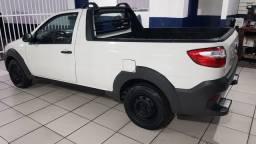 Título do anúncio: Fiat Strada working 1.4 2016 completa
