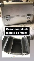 Desapegando maleta de make