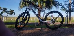 Bicicleta GTS M1 Ivete com roda de magnésio...