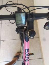 Bicicleta GTA Alloy 6061-T6 Nx9
