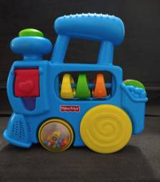 Trenzinho interativo Fisher price