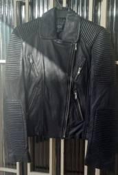 Jaqueta de couro Perfector da Mob