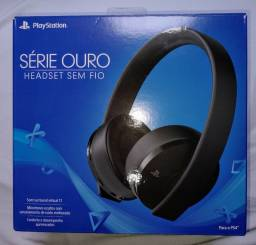 Headset Série Ouro Ps4
