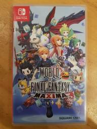 World of final fantasy maxima de switch
