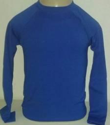 Camisa Infantil proteção UV fator 50+ (atacado e varejo)