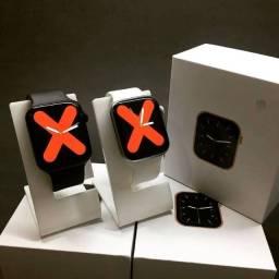 Iwo W46 Relógio Smartwatch Tela Infinita À Prova d'Água