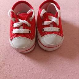 Tênis Infantil Vermelho