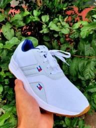 Vendo tênis Tommy e Nike ( 120 com entrega)