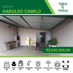 Casa para Venda Penápolis / SP Parque Residencial Haroldo Camilo (250 m²)