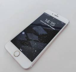 Iphone 6s 32gb ouro rosa