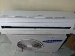 Ar condicionado Samsung de 24 mil btu