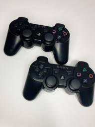 Controle Playstation 3 Seminovos Originais - Aceito Cartão