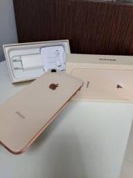 Título do anúncio: Iphone 8 dourado 64G novo na caixa