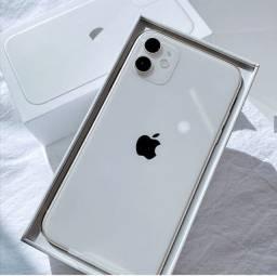 iPhone 11 64GB Branco [LACRADO]