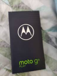 Moto g9 Play 64GB lacrado