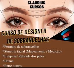 Título do anúncio: Curso de Design de Sobrancelhas
