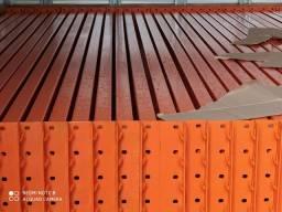 Título do anúncio: Longarinas Bertolini com 2,30mts para 1200kg pallet