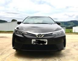 Corolla GLI 1.8 2018 . R$77.000