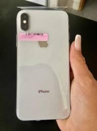 Iphone x 64gb. Branco. Impecável. Garantia. Loja física