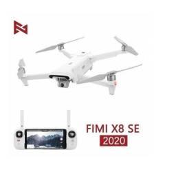 Drone Xiaomi Fimi X8 Se 2020 Câmera 4k parcelamos 12x sem juros