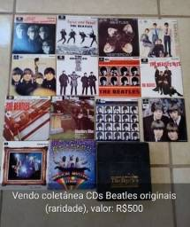 Vendo coletânea CDs Beatles originais