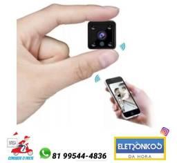 Mini Câmera Wi-fi Câmera De Segurança Hd 1080 P Hd Sem Fio só zap