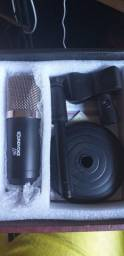 Vendo microfone condensador para estudio