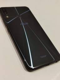 Título do anúncio: Celular Asus Zenfone 5 ZE620KL 64gb Prata 4gb