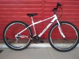 Bicicleta novinha 1 semana de uso