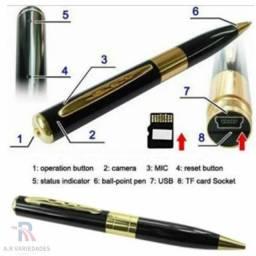 Está caneta permite a você tirar fotos em altíssima resolução com qualidade