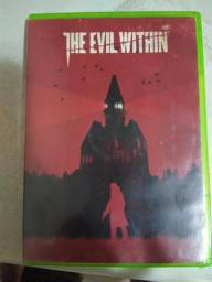 Jogo Xbox 360 the evil within