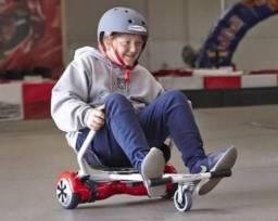 Promoção cadeirinha para hoverboard