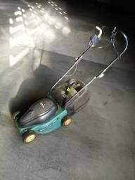 Maquina cortar grama eletrica Tekan LM320