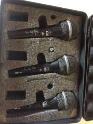 Kit de microfone AKG D88