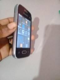 Celular Samsung duos ticket 2