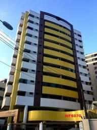 Les Places, apartamento no Cocó, 3 suítes, 3 vagas, próximo shopping rio mar, cidade 2000