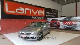 HONDA CIVIC 2013/2014 2.0 LXR 16V FLEX 4P AUTOMÁTICO - 2014