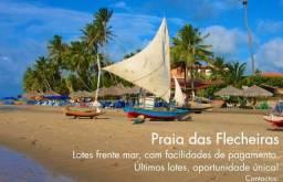 Lotes na praia de Flecheiras - Ceará