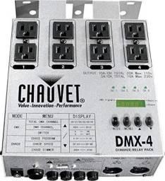 Controle Para Canhões De Iluminação Com Dmx
