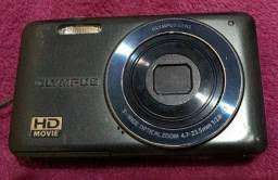 2 Câmeras fotográficas (Olympus e Sony) 14Mp