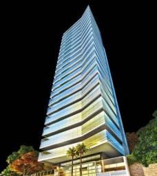 Apartamento no Umarizal, 4 suítes, Edifício Lumini com 338m²