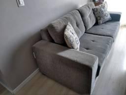 Sofa com 3 lugares em bom estado!